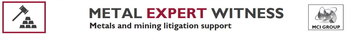Metal Expert Witness logo